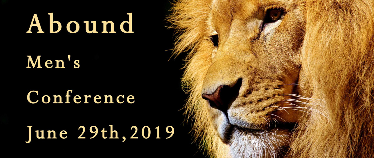 Abound Men's Conference