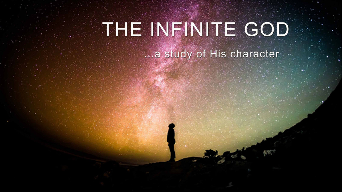 Adorned Women's Bible study - The Infinite God
